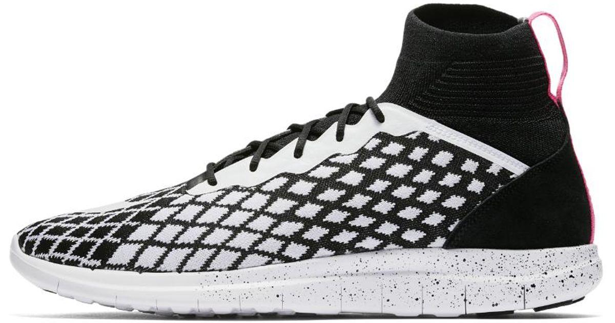 8d1e49a6bf0e8 Lyst - Nike Free Hypervenom Iii Fc Flyknit Men s Shoe in Black for Men