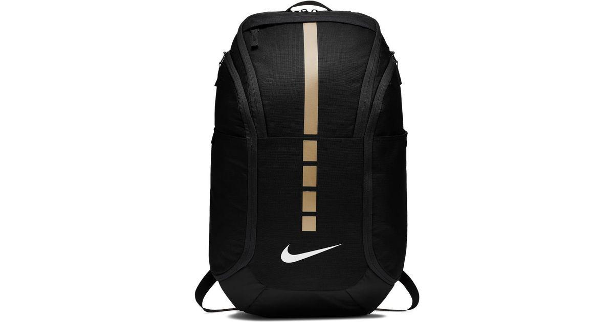 Lyst - Nike Hoops Elite Pro Basketball Backpack (black) in Black for Men a498f4f86