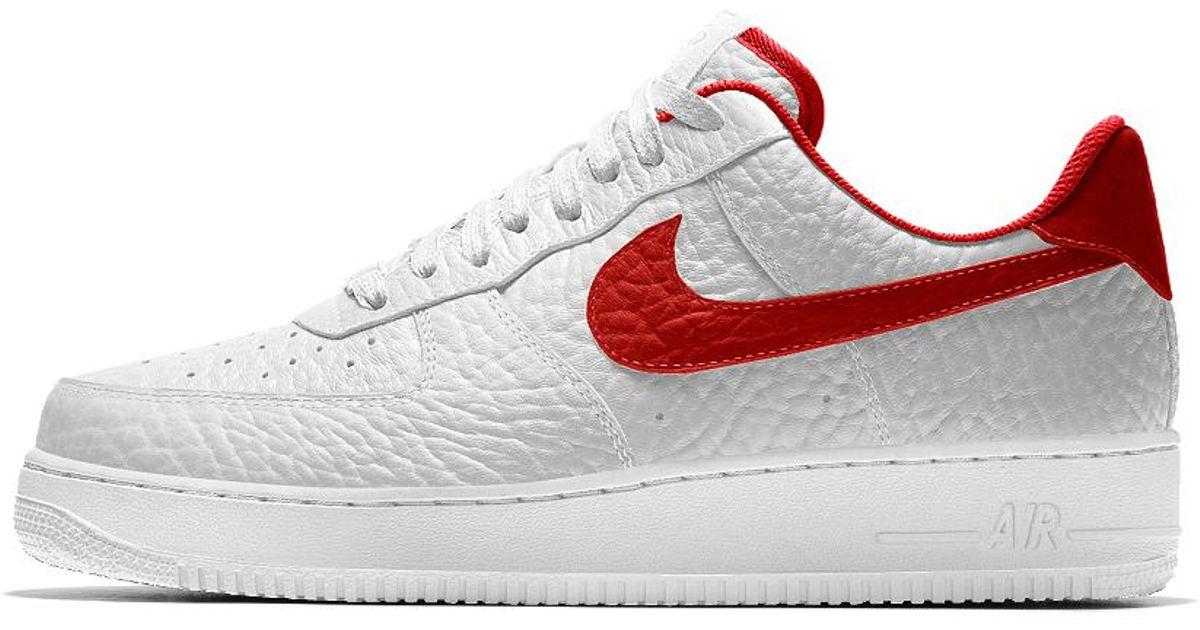 best service d0d10 71039 Lyst - Nike Air Force 1 Low Premium Id (la Clippers) Men s Shoe in White  for Men