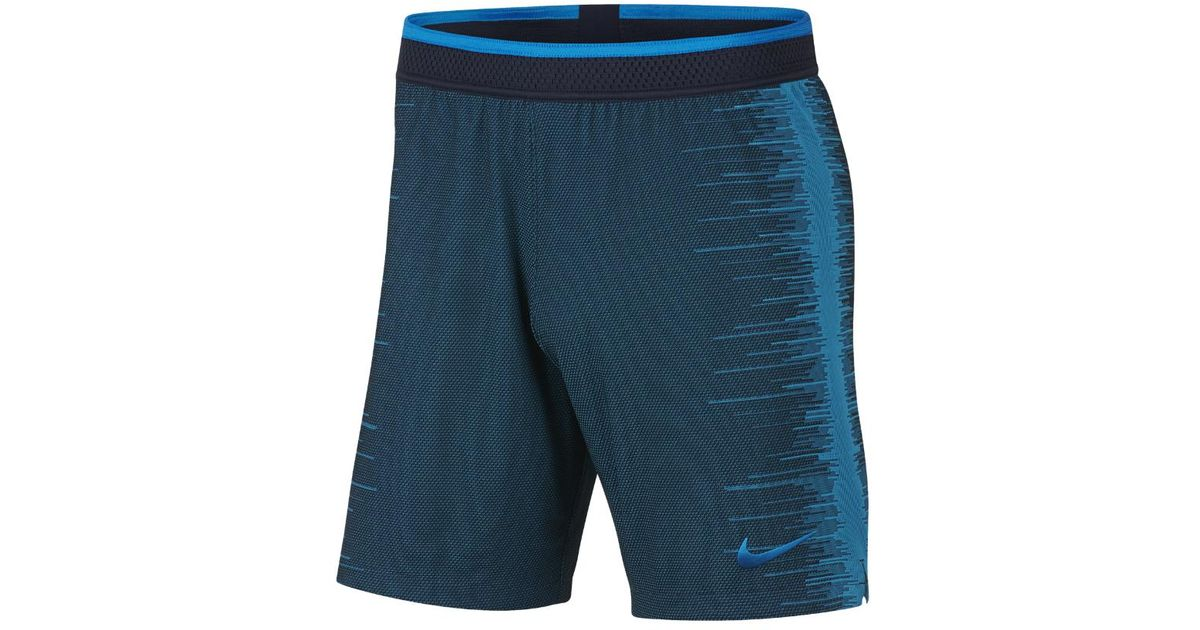 61db8c88bc05 Lyst - Nike Vaporknit Repel Strike Men s Soccer Shorts in Blue for Men