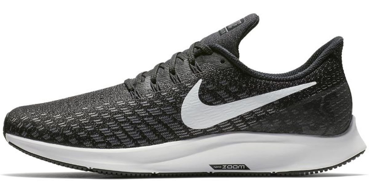 ca2726307a52 ... australia lyst nike air zoom pegasus 35 mens running shoe in black for  men 4643d 58fbf