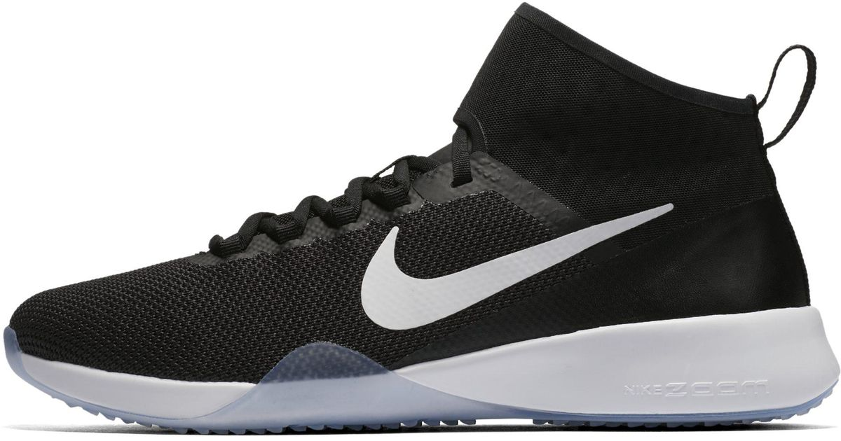 78f24e133cb6 Nike Air Zoom Strong 2 Women s Training Shoe in Black - Lyst