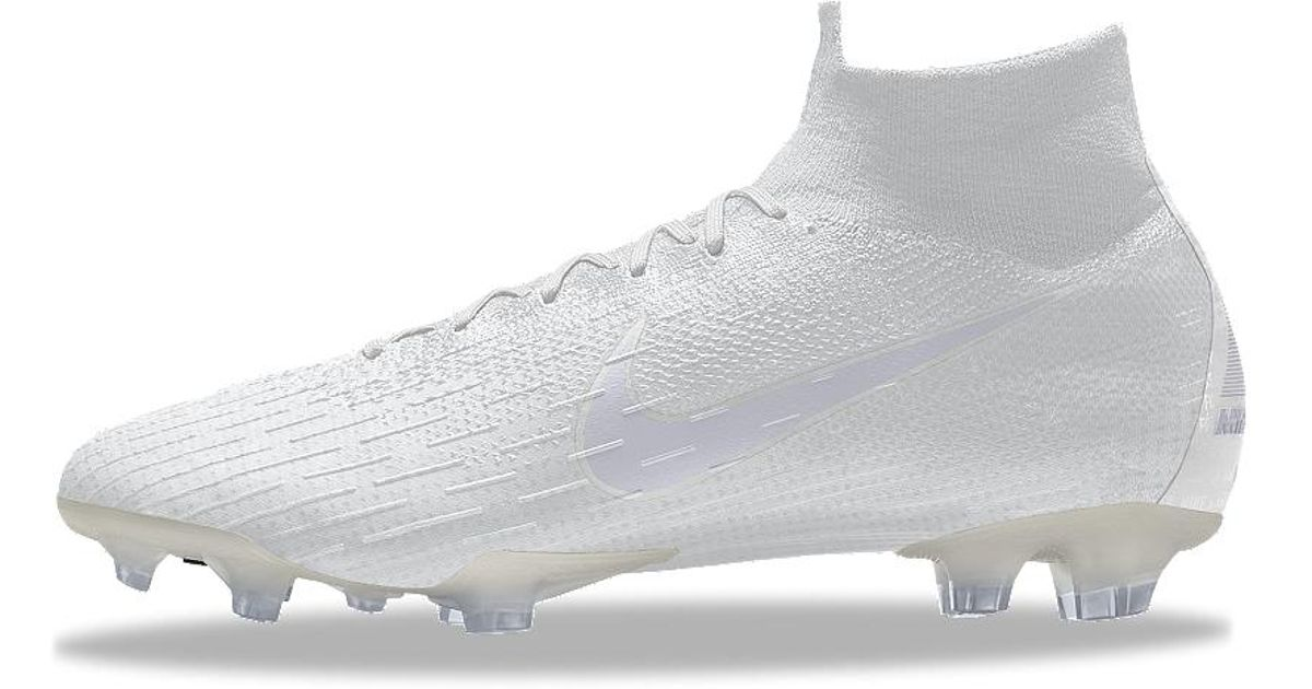 69053c1ef Nike Mercurial Superfly 360 Elite Fg Id Firm-ground Soccer Cleats in Gray -  Lyst