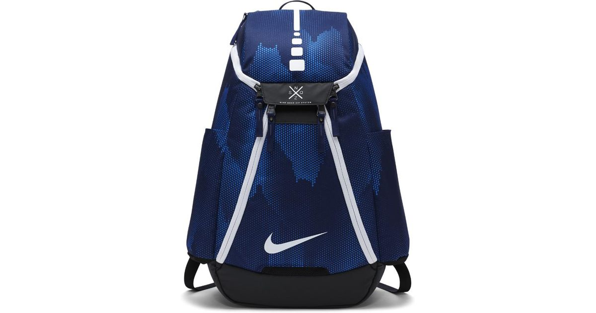 7e32437bfb Lyst - Nike Hoops Elite Max Air Team 2.0 Graphic Basketball Backpack (blue)  in Blue for Men