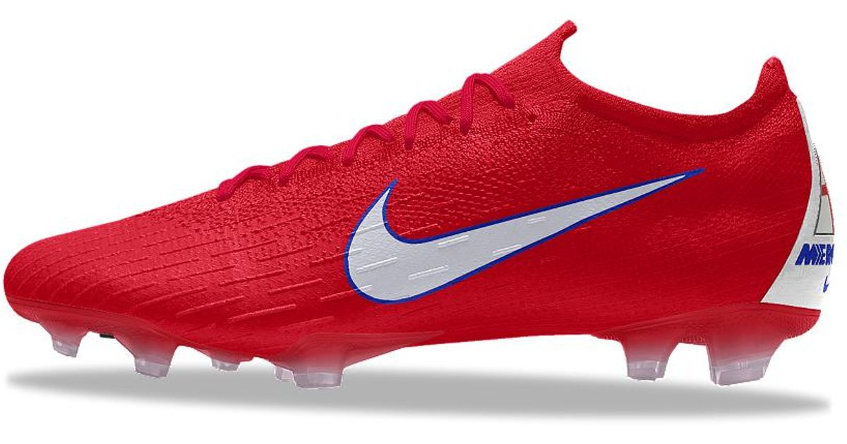 3cc21f47a80 Nike Mercurial Vapor 360 Elite Fg Id Firm-ground Soccer Cleats in Red for  Men - Lyst