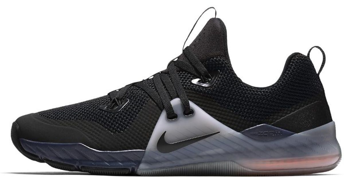 new product 14404 854b1 Nike Zoom Train Command Men s Bootcamp, Gym Shoe in Black for Men - Lyst