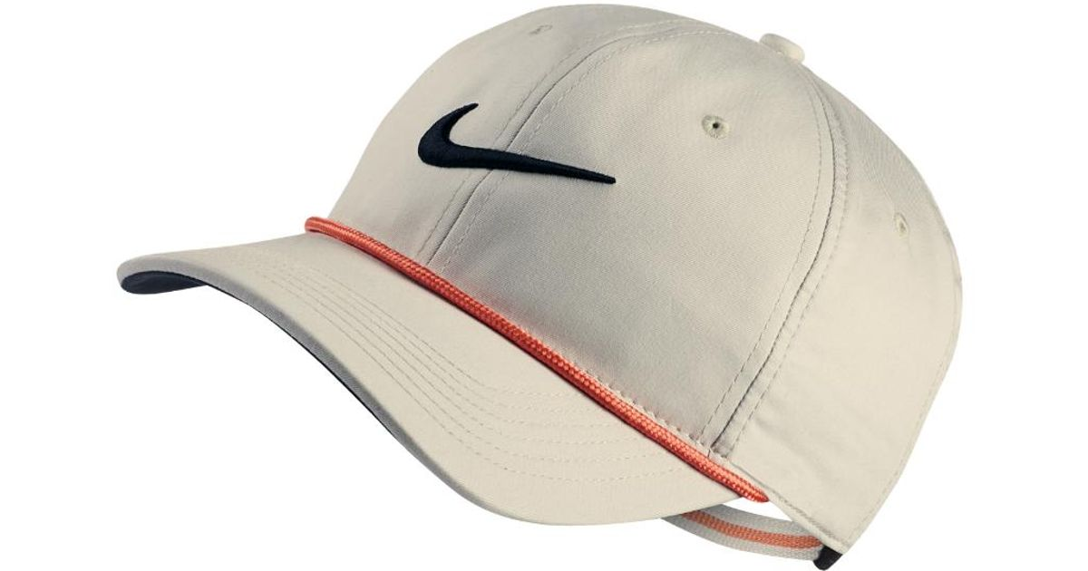 Lyst - Nike Aerobill Classic99 Golf Hat (cream) - Clearance Sale in Natural  for Men ac9f2b45909