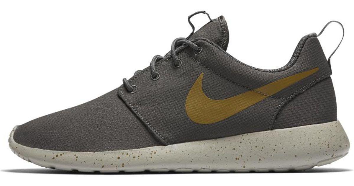 huge discount 374b3 74cb6 Lyst - Nike Roshe One Se Mens Shoe in Gray for Men