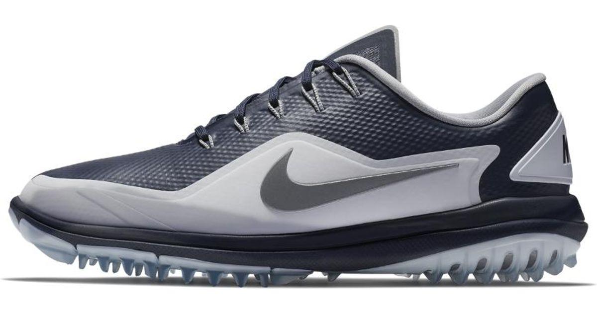 Lyst - Nike Lunar Control Vapor 2 Men s Golf Shoe in Blue for Men d96ee43d8d5