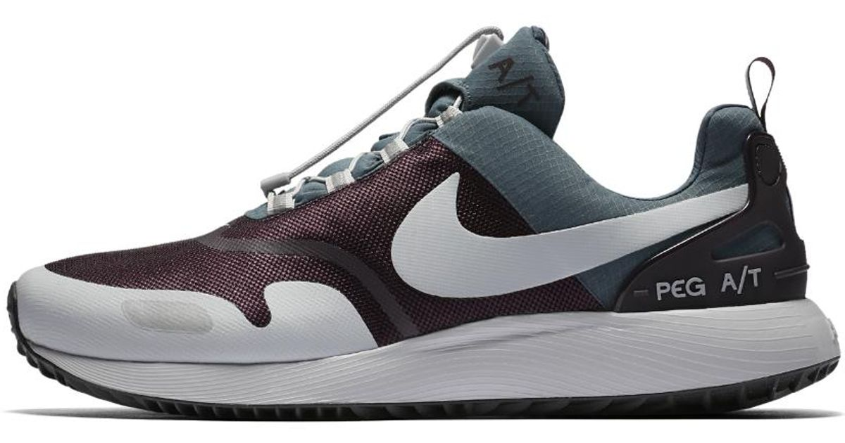 buy online e7621 e9848 Lyst - Nike Air Pegasus Winter At Mens Shoe in Blue for Men