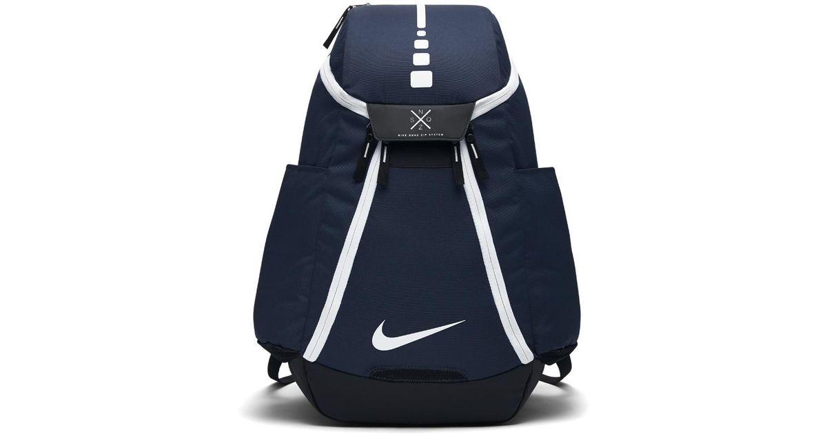 7f1da69ba7 Lyst - Nike Hoops Elite Max Air Team 2.0 Basketball Backpack (blue) in Blue  for Men