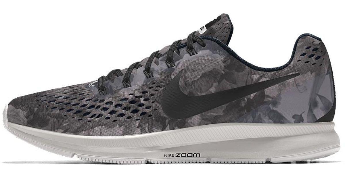 Lyst - Nike Air Zoom Pegasus 34 Gpx Id Men's Running Shoe in Black for Men