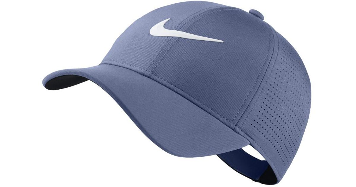 d053573d2b2ee Lyst - Nike Aerobill Legacy 91 Adjustable Golf Hat (purple) - Clearance  Sale in Purple for Men