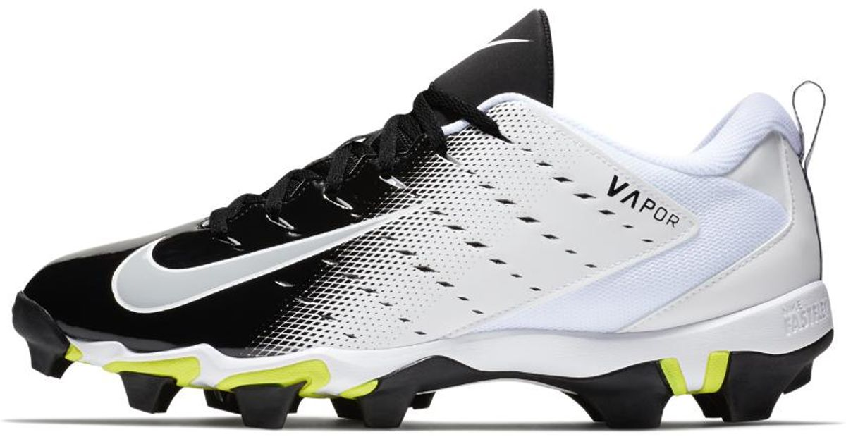 a39a7a6b7a6 Lyst - Nike Vapor Untouchable Shark 3 Men s Football Cleat in White for Men