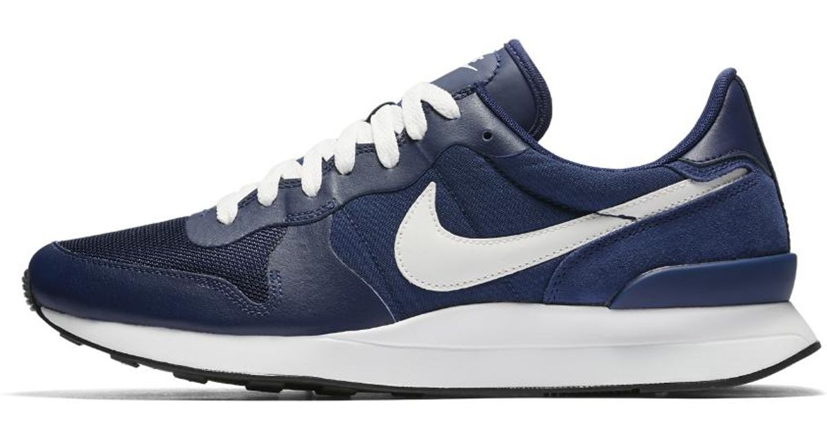 buy online 61c5c aa3a3 nike internationalist weiß metalleic silber