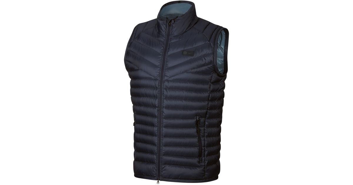 d5daa14747cd Nike Chelsea Fc Down Fill Gilet in Blue for Men - Lyst