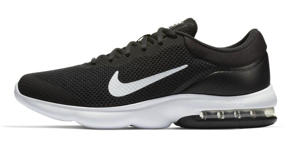 new concept cc62d 5b399 Lyst - Nike Air Max Advantage Mens Running Shoe in Black for