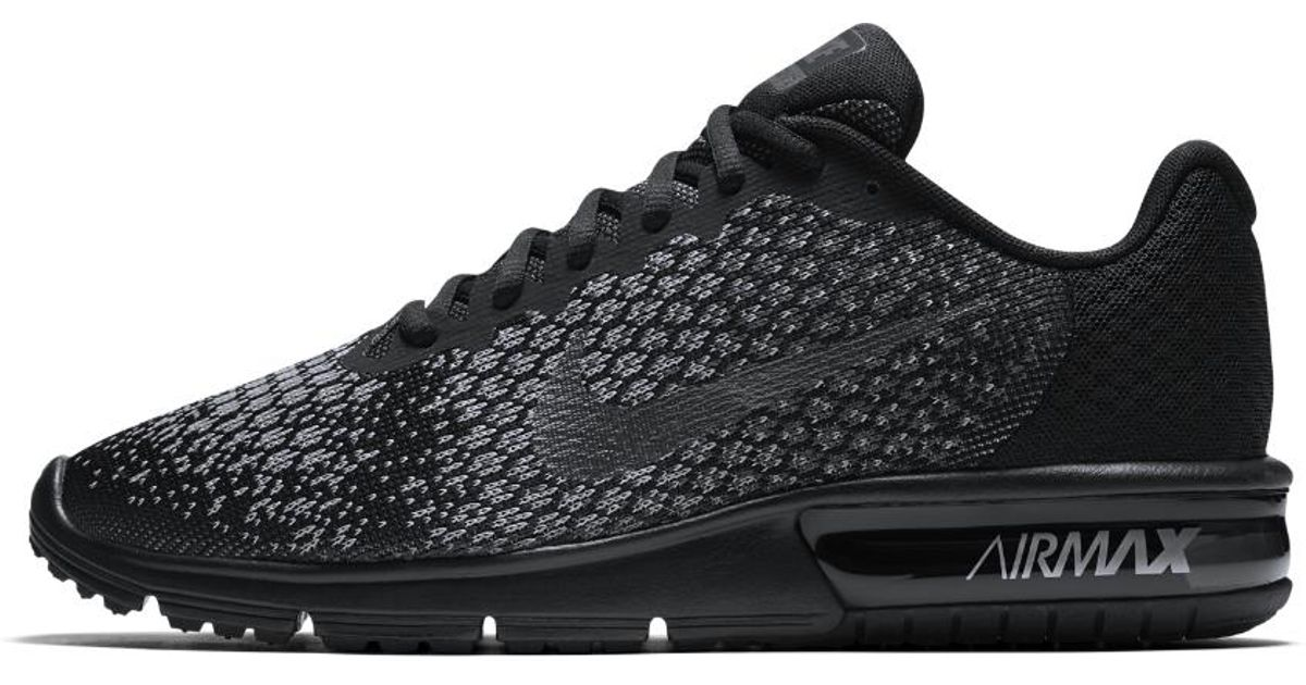 best service a54a9 b5fce Lyst - Nike Air Max Sequent 2 Mens Running Shoe in Gray for Men - Save  29.76190476190476%