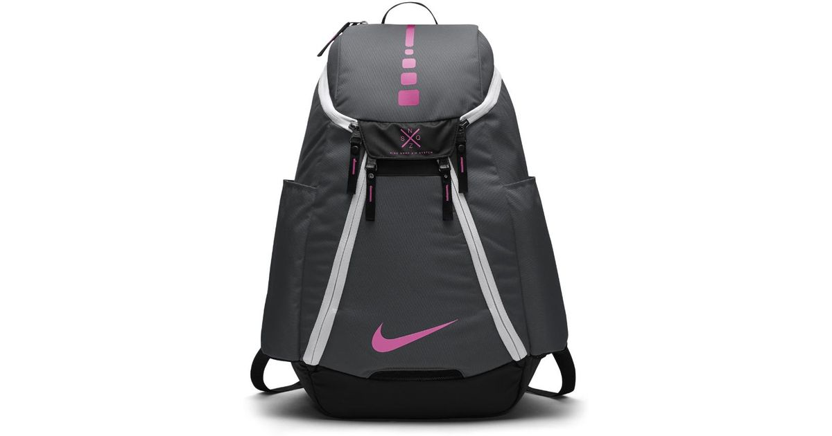 672fc9af97 Lyst - Nike Hoops Elite Max Air Team 2.0 Basketball Backpack (black) in  Black