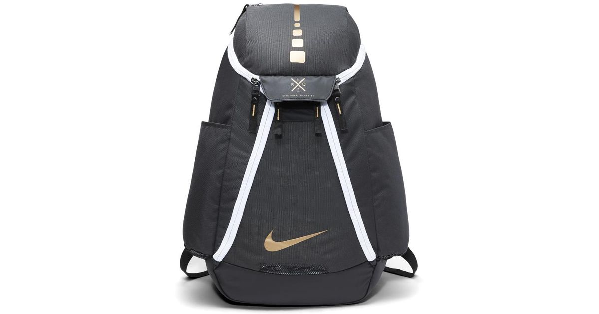 ad69b15da7 Lyst - Nike Hoops Elite Max Air Team 2.0 Basketball Backpack (black) in  Black for Men