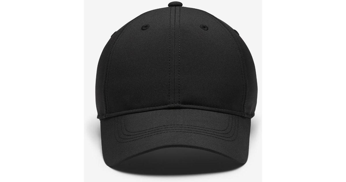 Lyst Nike Legacy 91 Custom Tech Men S Golf Hat Black 8158a5585cdf