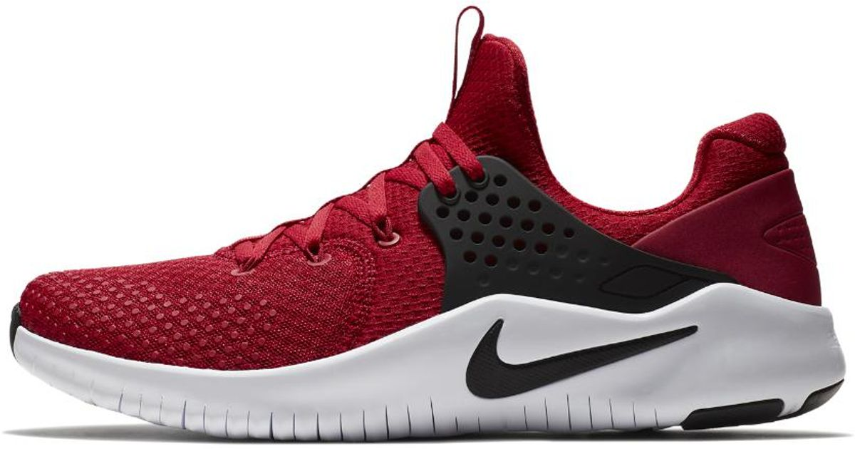 ae7be60aaf56 Lyst - Nike Free Tr8 (team) Men s Training Shoe in Red for Men