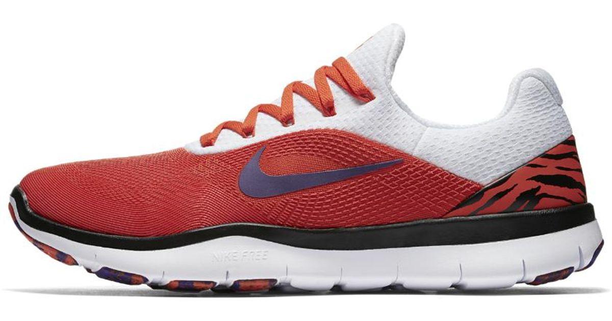 ad4517f6d9b Lyst - Nike Free Trainer V7 Week Zero (clemson) Men s Training Shoe for Men