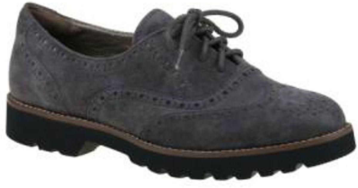710fd330521 Lyst - Earthies Earthies  santana  Wingtip Oxford in Black for Men