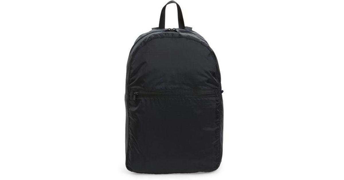 04ae5ec010e7 Baggu - Black Ripstop Nylon Backpack - - Lyst
