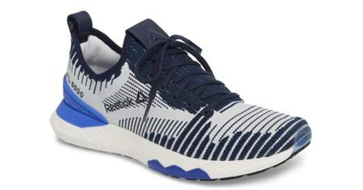 555ee6ad1b6b Lyst - Reebok Floatride Run 6000 Running Shoe in Blue for Men