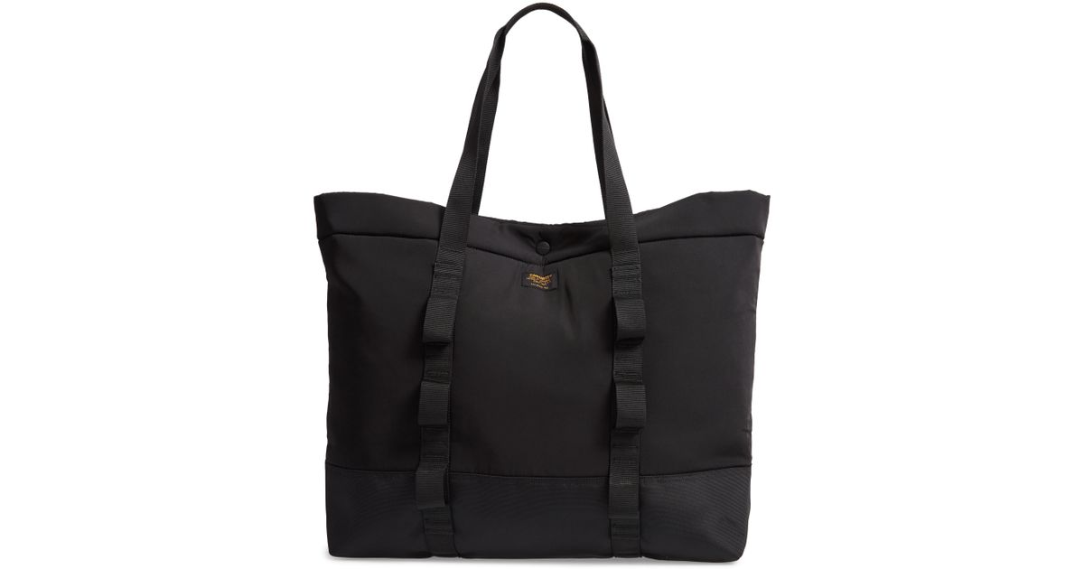 265ac31af296 Lyst - Carhartt WIP Military Shopper Tote Bag in Black for Men