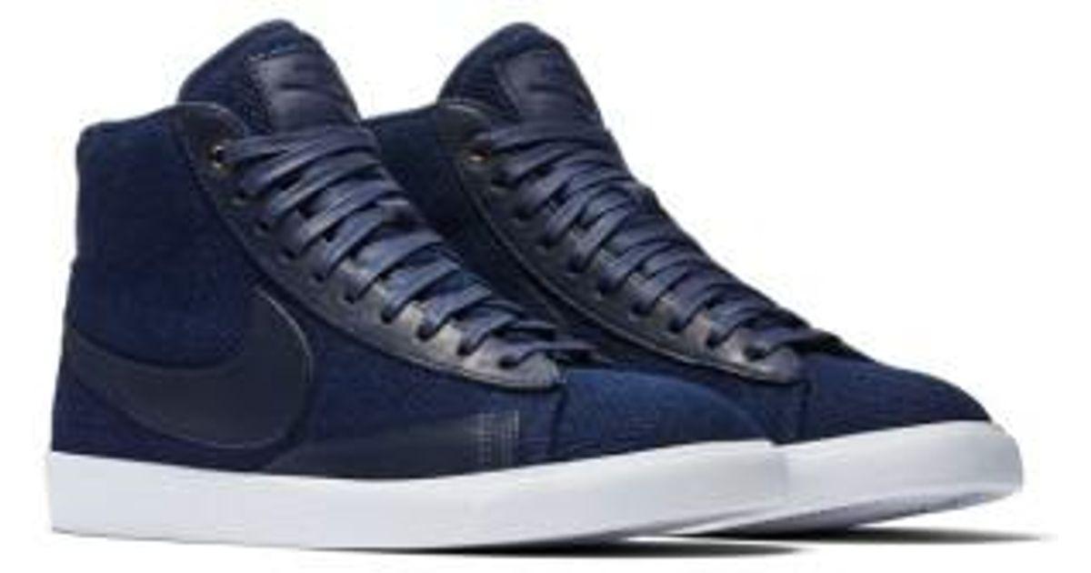 Nike Chaussures Blazer Mid Premium Lx