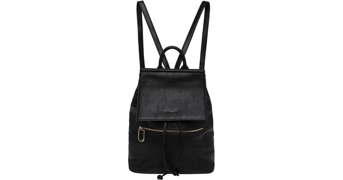 ad5598cfc281 Lyst - Urban Originals Hide   Seek Vegan Leather Backpack - in Black