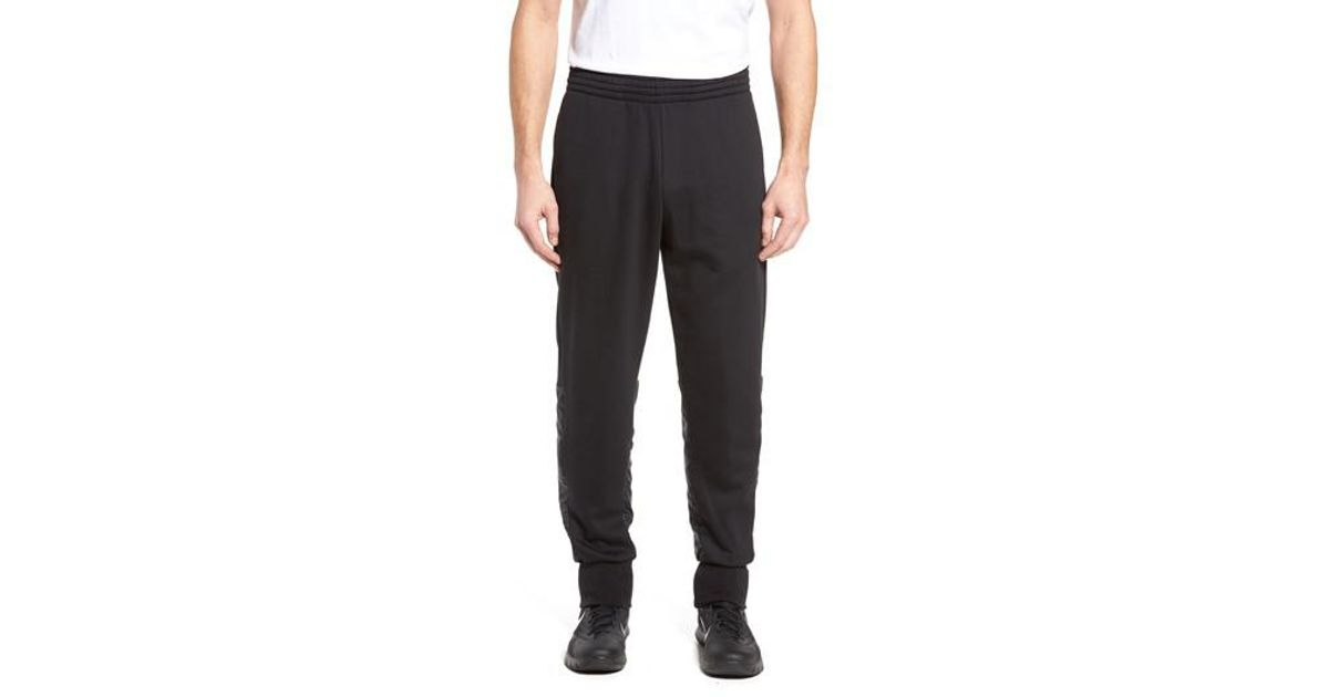 e5389621d006 Lyst - Nike Jordan Aj11 Hybrid Pants in Black for Men