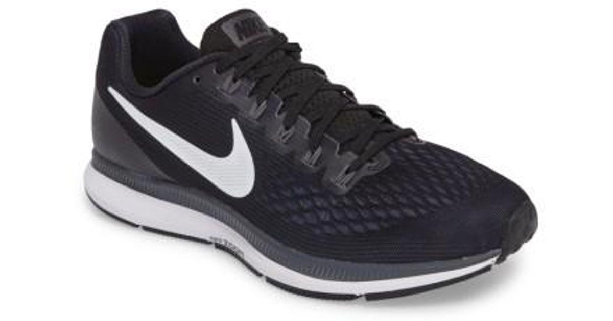 8f0d4f065de46 Lyst - Nike Air Zoom Pegasus 34 Sneaker in Gray for Men