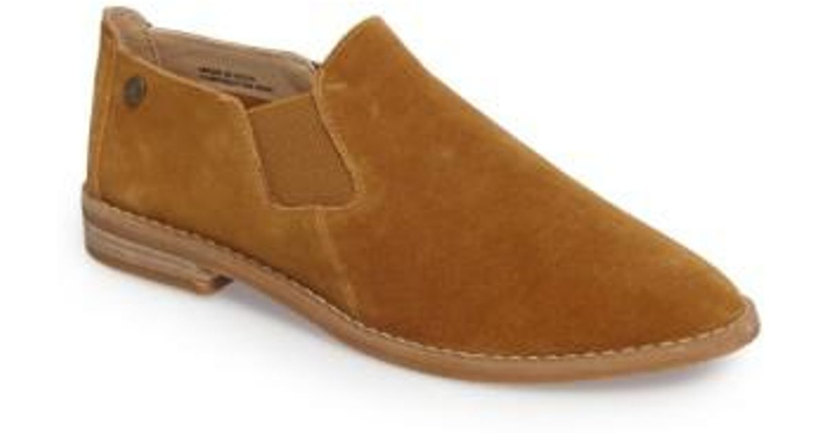 Hush Puppies Brown Flat Shoes