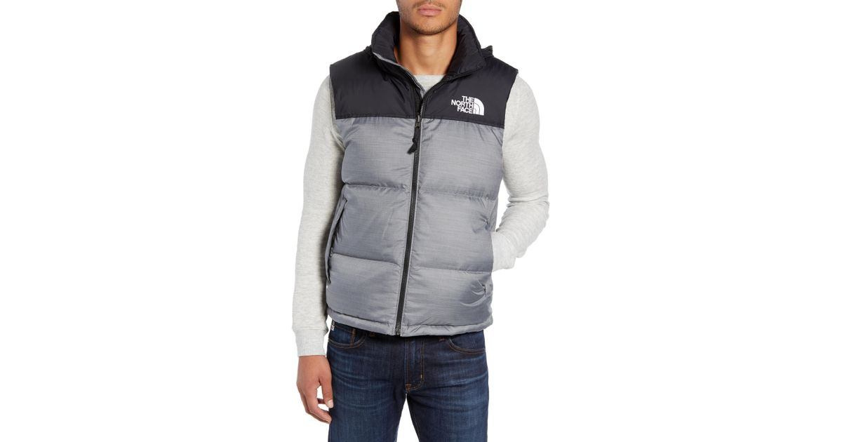 4d6ae7a0b365 Lyst - The North Face Nuptse 1996 Packable Quilted Down Vest