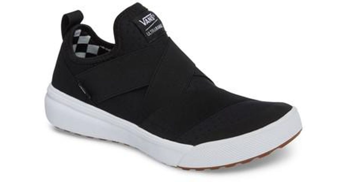Lyst - Vans Ultrarange Gore Slip-on Sneaker in Black - Save 54% b523a807e