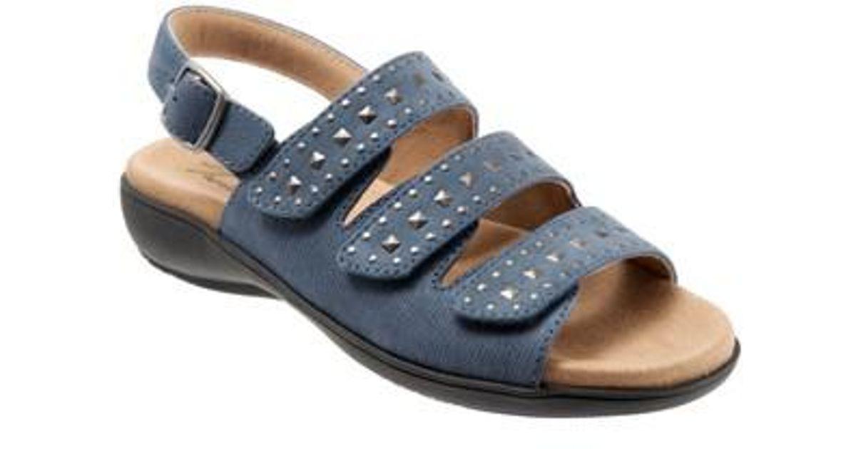 Tonya Adjustable Slingback Closure Sandals R06v0xT520