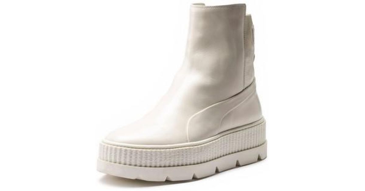 2869eefc5bc6 Lyst - PUMA Fenty By Rihanna Chelsea Boot Creeper Sneaker