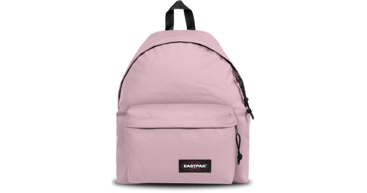 Lyst Pak'r Padded Purple Backpack Eastpak Nylon HRHxgrqwnC