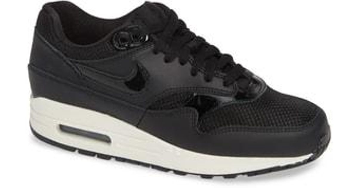 save off 7e3bf 6d84c ... italy lyst nike air max 1 nd sneaker in black 0eee0 e381b