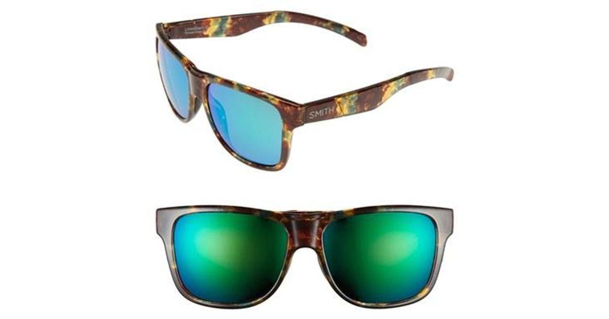 2fcf6a7c16 Lyst - Smith Optics  lowdown Xl  58mm Sunglasses in Brown