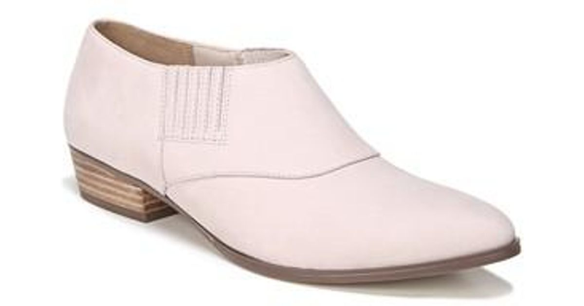87a59a2320 Lyst - Naturalizer Blythe Bootie - Wide Width Available in Pink