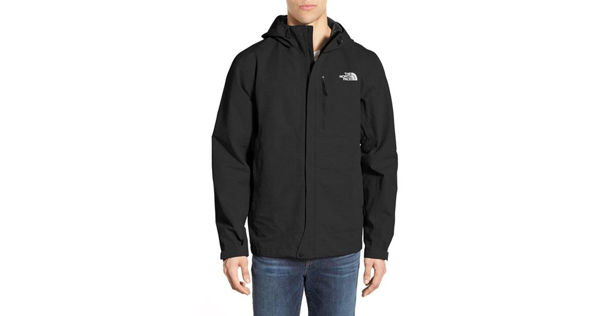 24fdb6fcb80f Lyst - The North Face  dryzzle  Gore-tex Paclite Hooded Jacket in Black for  Men