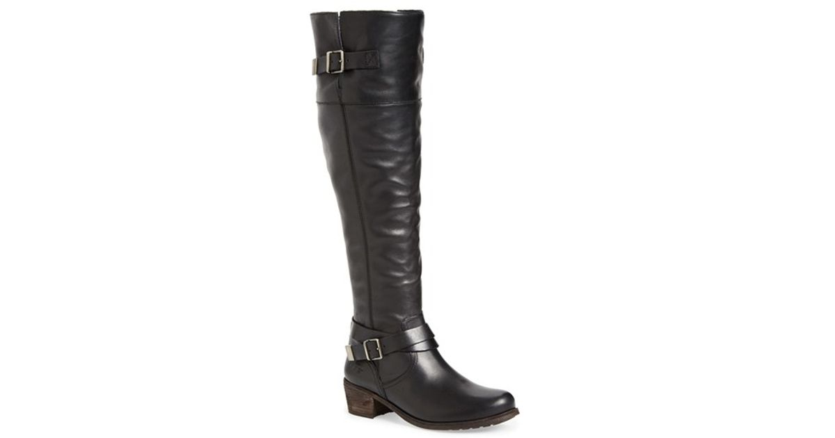 d9565858dc3f Black  bess  Over The Knee In Boot Lyst Ugg fHwvP6qnU