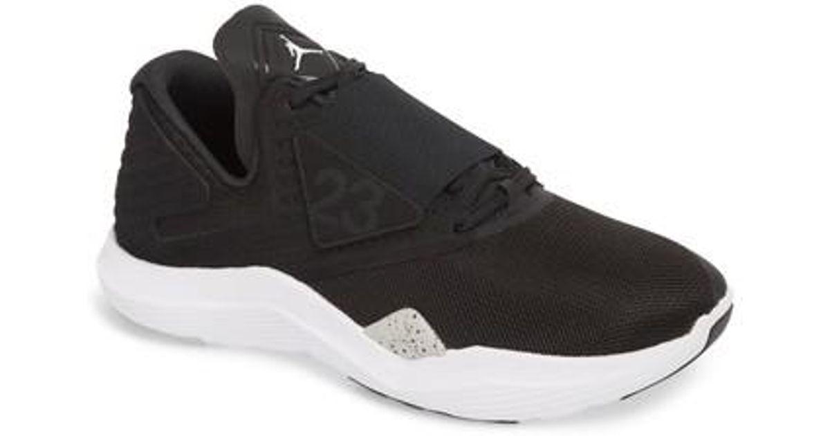 6666c9f6fd3 Lyst - Nike Air Jordan Relentless Training Sneaker in Black for Men