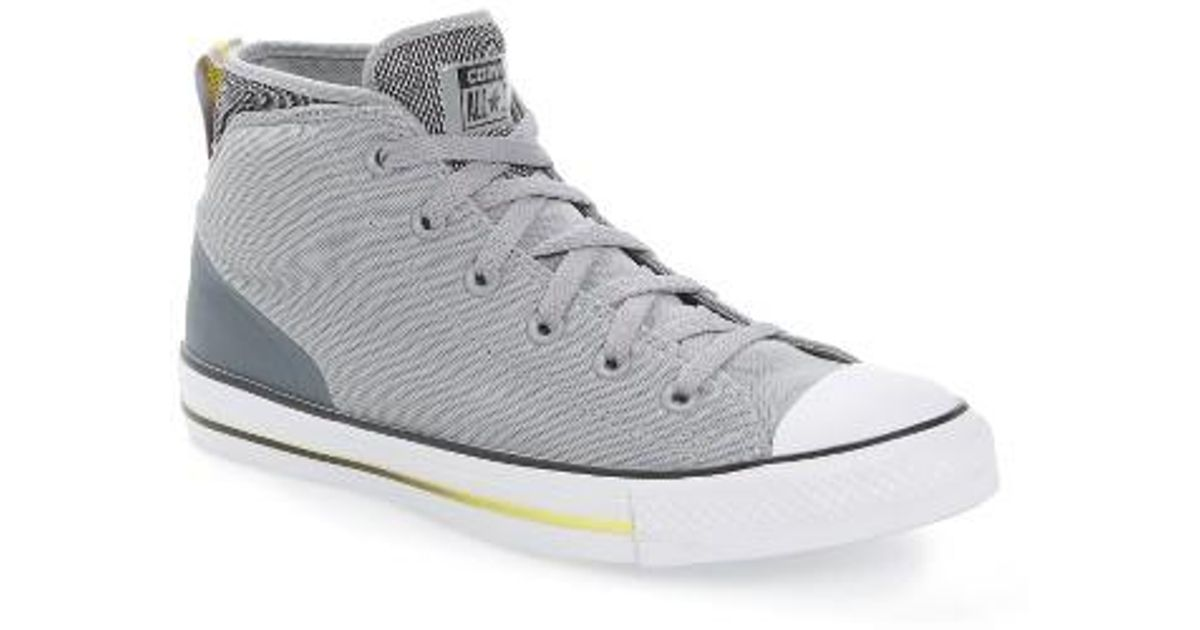 4ad418e25a3 Lyst - Converse Chuck Taylor All Star Syde Street Summer Sneaker in Gray  for Men