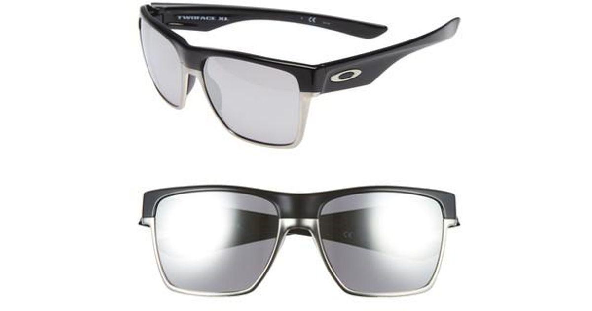 886affd86c Lyst - Oakley Twoface Xl 59mm Sunglasses in Black for Men