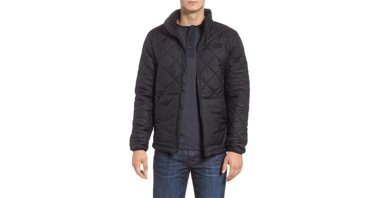 Lyst - The North Face Cervas Heatseeker(tm) Jacket in Gray for Men ab525f152